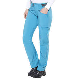 Norrøna W's Falketind Flex 1 Pants Blue Moon